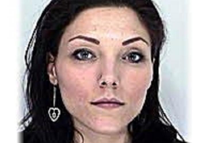 Eltűnt egy 26 éves kék szemű, barna hajú nő