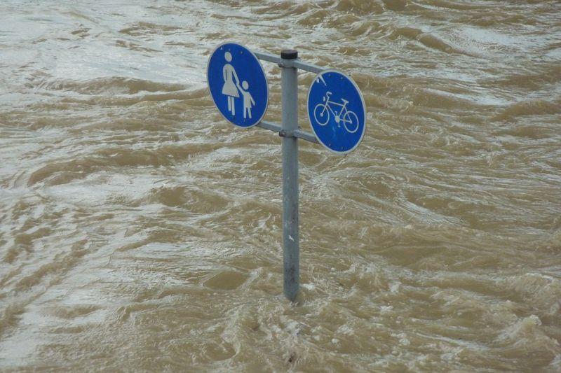 Jelentősen nő az árvizek kockázata a globális felmelegedés miatt Közép- és Nyugat-Európában