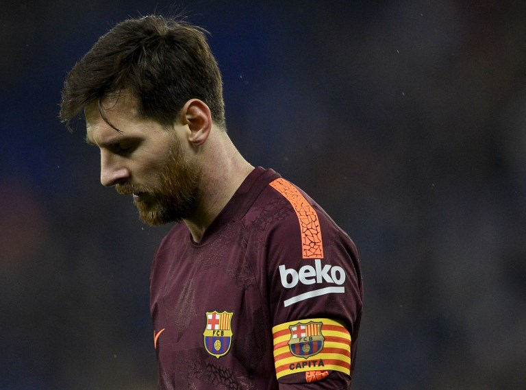 A címvédő Barcelona kínos vereséget szenvedett