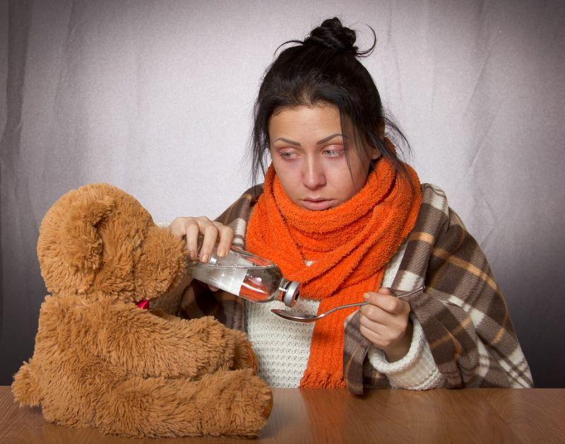 Kiderítették: nem csak köhögéssel és tüsszentéssel terjed az influenza