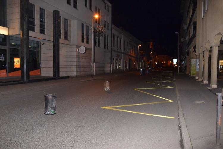 Kukákkal garázdálkodott két fiatal Győrben