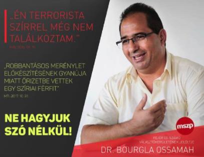 Visszalépett az MSZP szír képviselő-jelöltje Felcsúton
