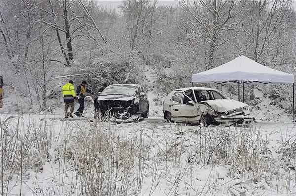 Meghalt a piliscsabai baleset egyik sérültje – megrázó fotók a helyszínről