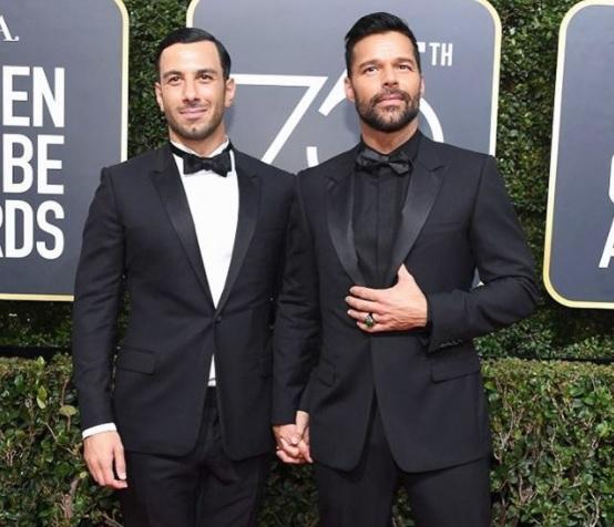 Ricky Martin titokban férjhez ment