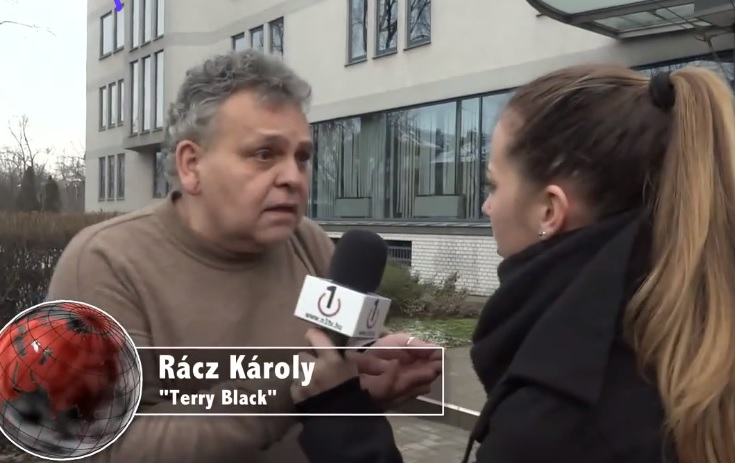 Terry Black trágár szavakkal küldte el az N1 TV riporterét – 18+