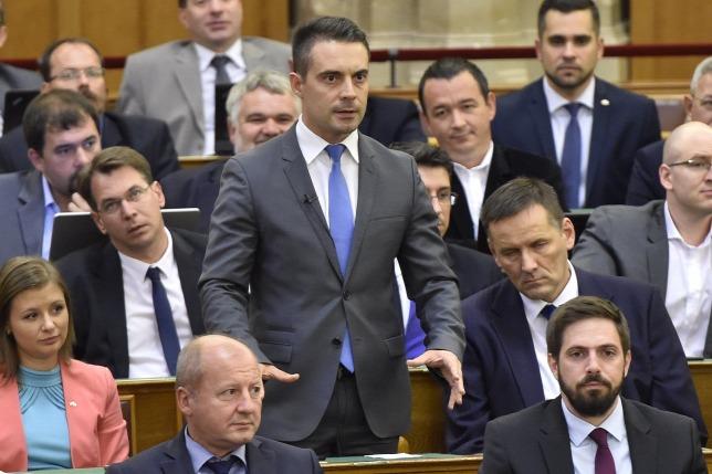 A Fidesz szerint összeomlott Vona Gábor hitelessége