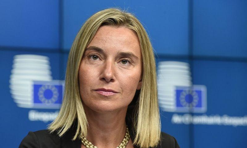 Mogherini szerint sajnálatos, hogy Magyarország szembe ment a többi uniós ország akaratával