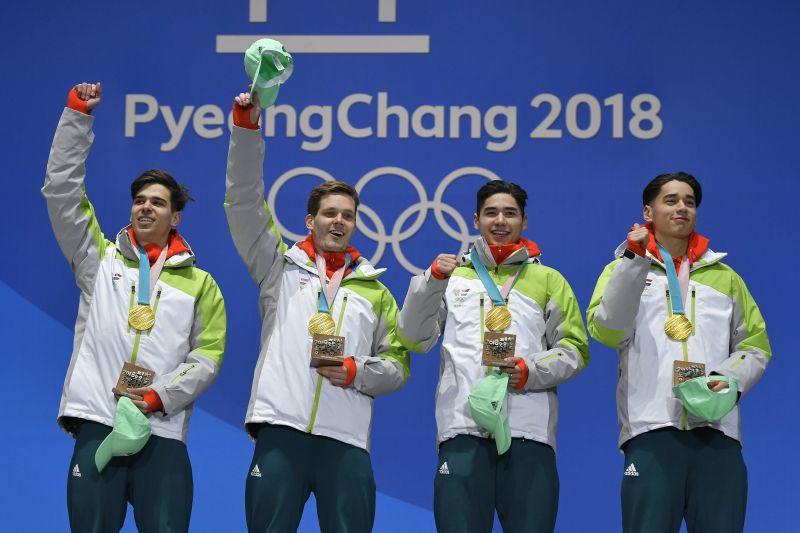 Véget ért a téli olimpia, így végeztek a magyarok