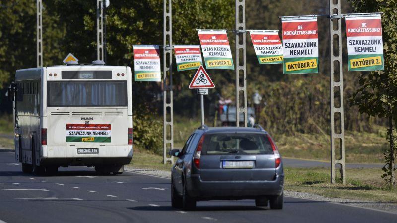Csapdában az ellenzéki pártok, nem találnak kiadó plakáthelyeket