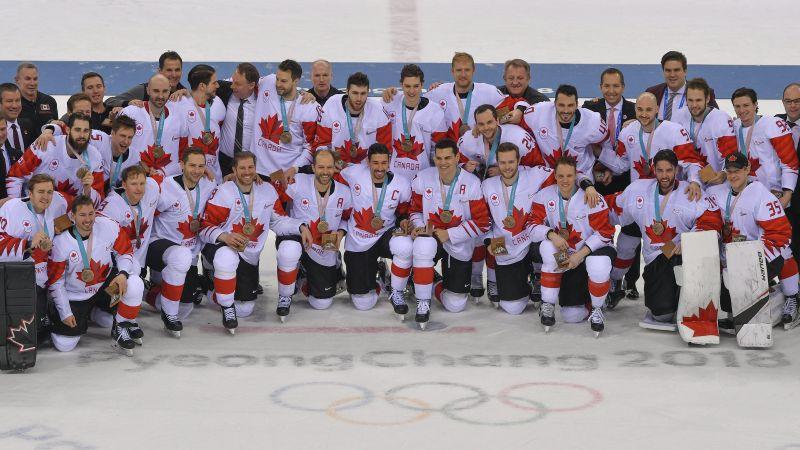 Téli olimpia: Kanada a bronzérmes férfi jégkorongban