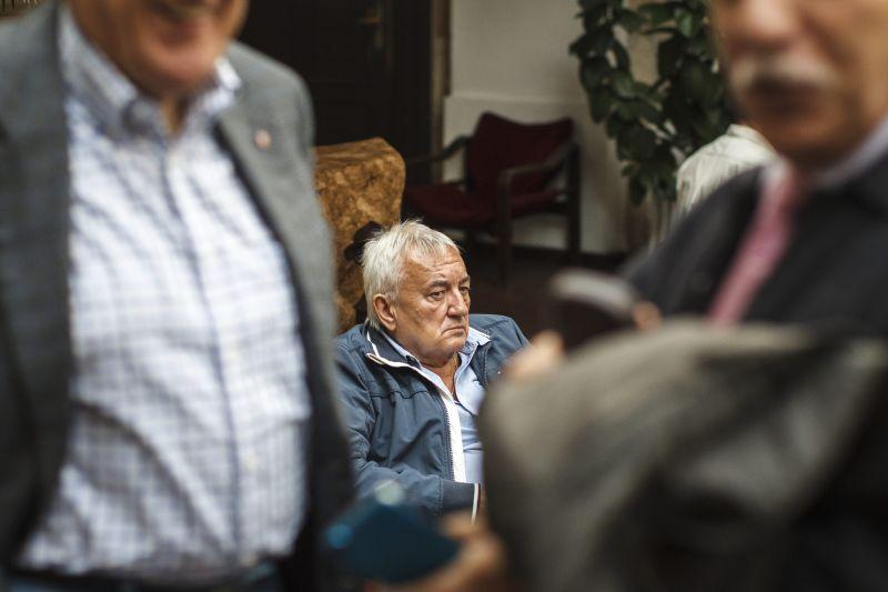 Havas Henrik bedobta a törölközőt, nyugdíjasként akar élni