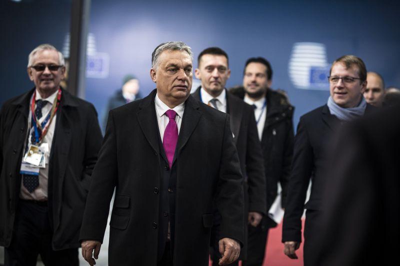 Megkezdődött az EU-csúcs Brüsszelben