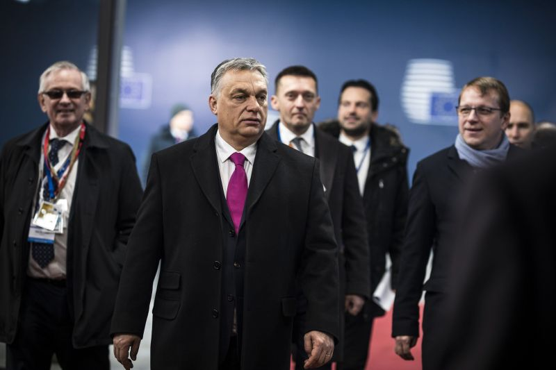 Lehet, hogy kitiltják Orbán Viktort és szűk körét az Egyesült Államokból?