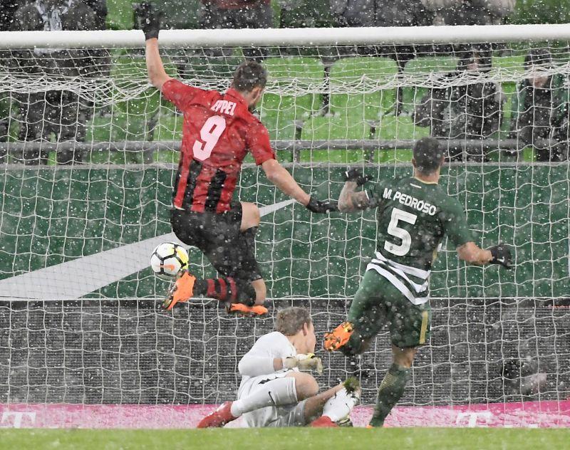Változatos mérkőzésen 5:2-re győzte le a Fradi a Honvédot