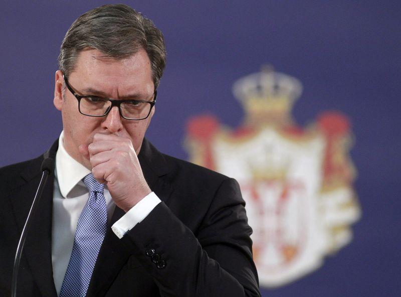 Belpolitikai viszályt okoz Horvátországban a szerb államfő zágrábi látogatása