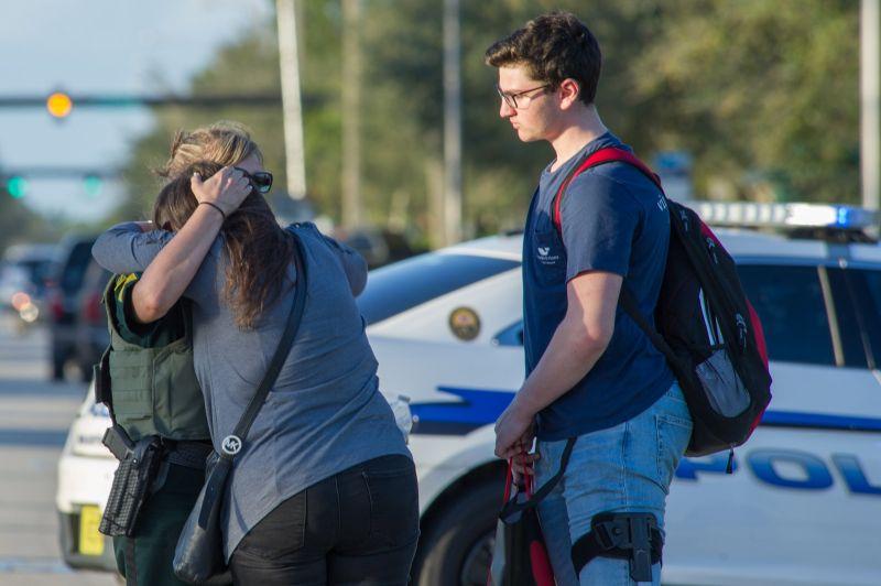 Vérfagyasztó pontossággal megtervezett mindent a floridai iskolai tömegyilkos