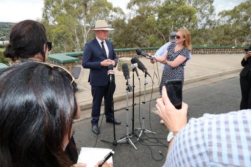 Lemond a szexbotrányba keveredett ausztrál kormányfőhelyettes