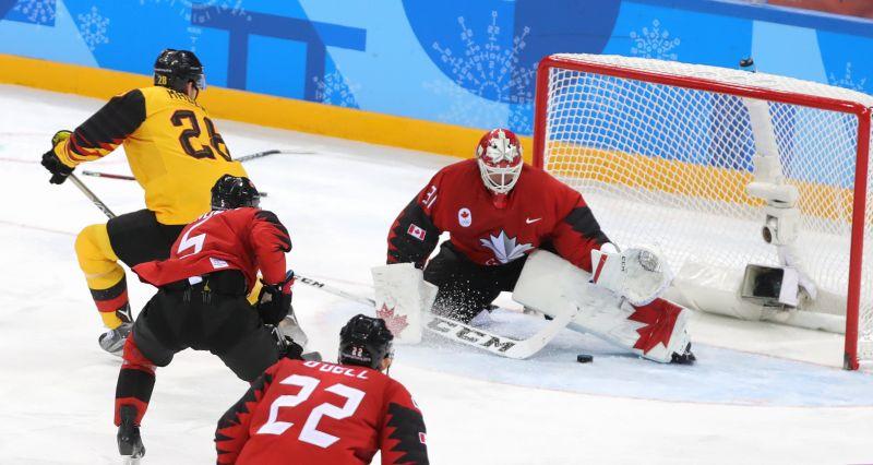 A téli olimpia legnagyobb meglepetése: a németek kiejtették Kanadát az elődöntőben, ők a döntősök!