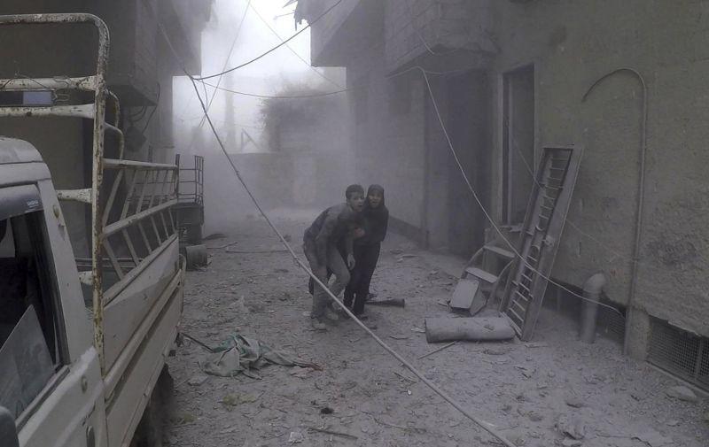 Ennyi orosz állampolgár halt meg az amerikai katonai csapásban Szíriában