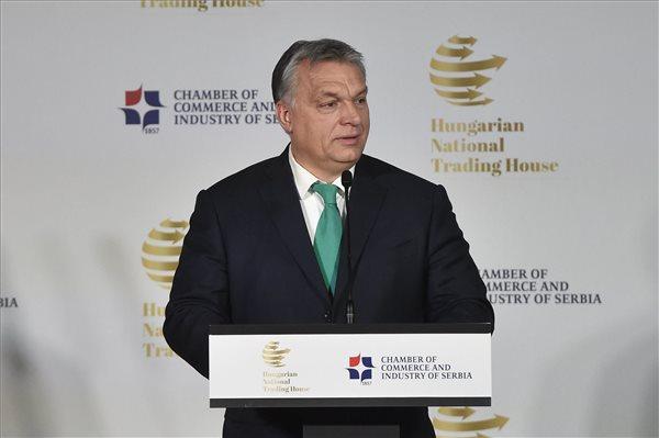 Szófiába látogat Orbán Viktor