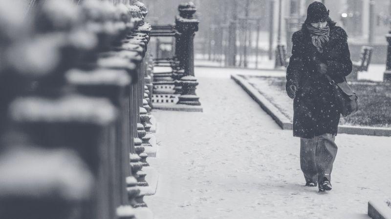 A Dunántúl ma belepi a hó, olyan tél jön ezután, mint december óta soha