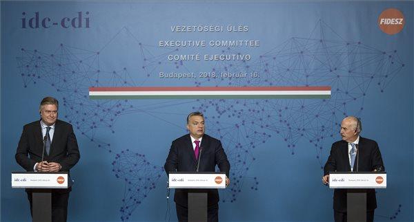 Orbán: a keresztény kultúrát meg kell őrizni