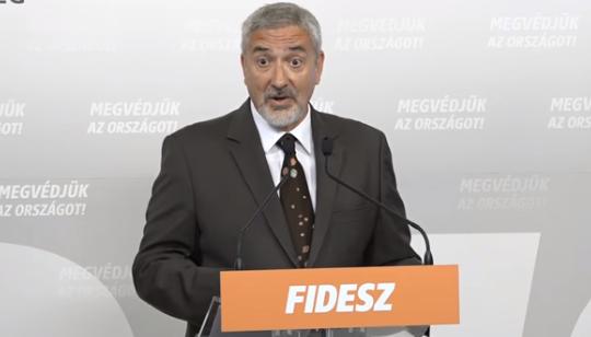 A Fidesz-frakció szóvivője talált egy Soros-bérencet az Európa Tanácsban is