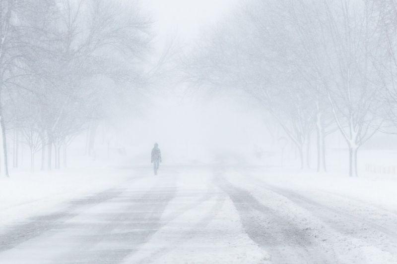 Útinform: már csak egy út van zárva Vasban a hóátfúvások miatt