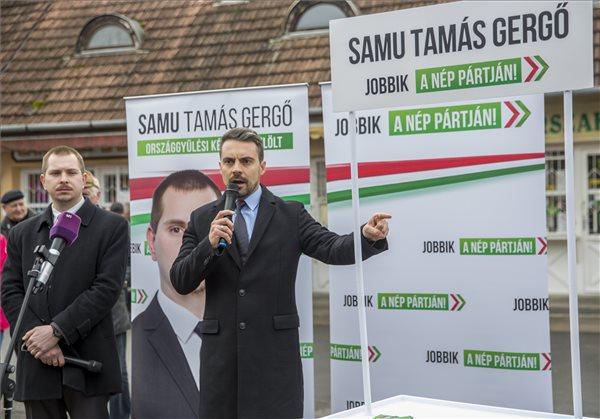 Vona: a Jobbik megállítaná a korrupciót