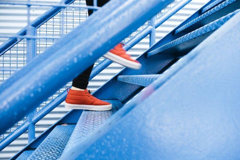 Egy kis lépcsőzés segíthet csökkenteni a vérnyomást