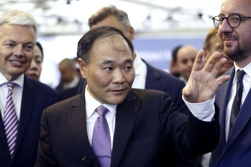 Tovább terjeszkedik a kínai Geely autógyár
