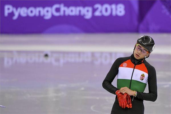 """""""Nem úgy mentem fel, hogy nyerek"""" – Liu Shaolin Sándor ötödik lett 1500 méteren"""