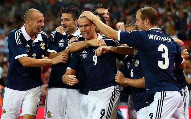 Itt van a skótok kerete, így állnak ki a magyar válogatott ellen