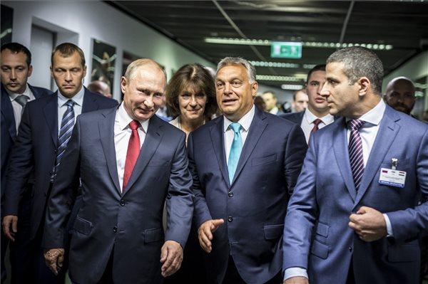 Orbán: 2022-re megszűnik az egyoldalú függőségünk az orosz gáztól