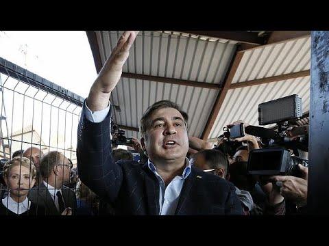 Szaakasvili Hollandiában akar letelepedni