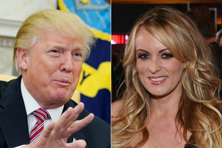 Egy vizsgálat szerint védekezés nélkül szexelt a nős Trump egy pornóssal