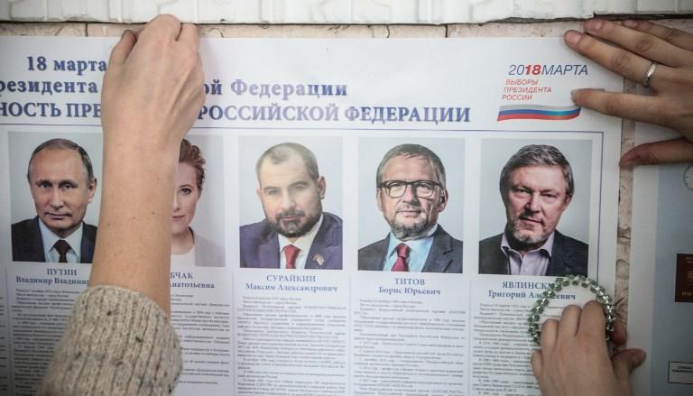 Oroszországban megkezdődött a voksolás