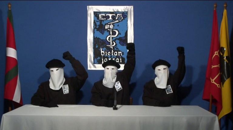 A spanyol bíróság 110 év börtönre ítélt egy ETA-terroristát