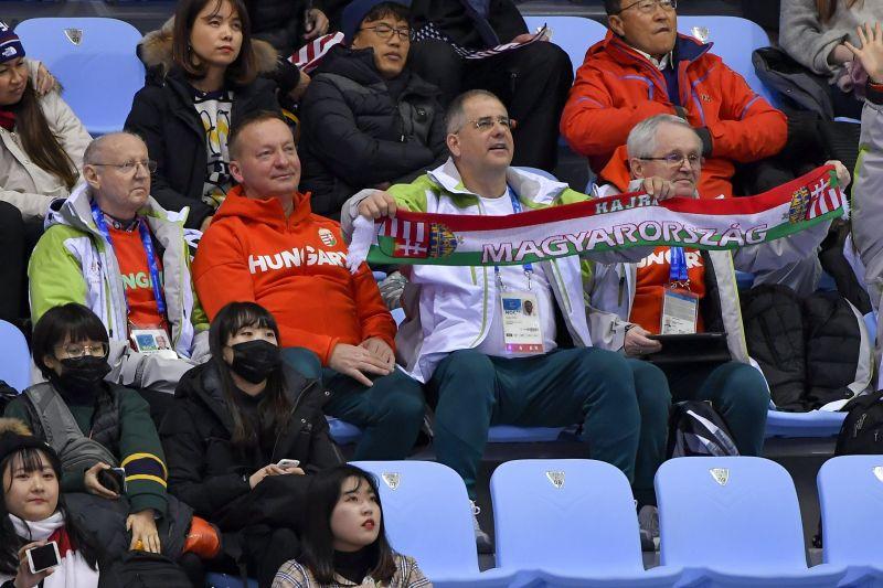 Kósa Lajos együtt szurkolt az olimpián az őt átverő nő üzlettársaival