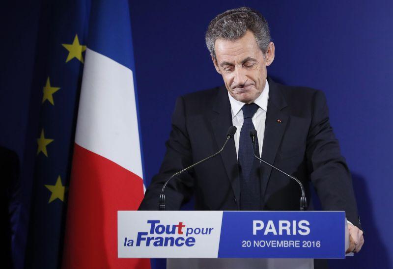Őrizetbe vették Nicolas Sarkozyt