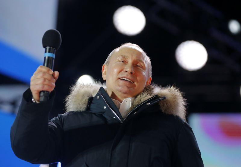 Orbán Viktor gratulált Vlagyimir Putyinnak az újraválasztásához