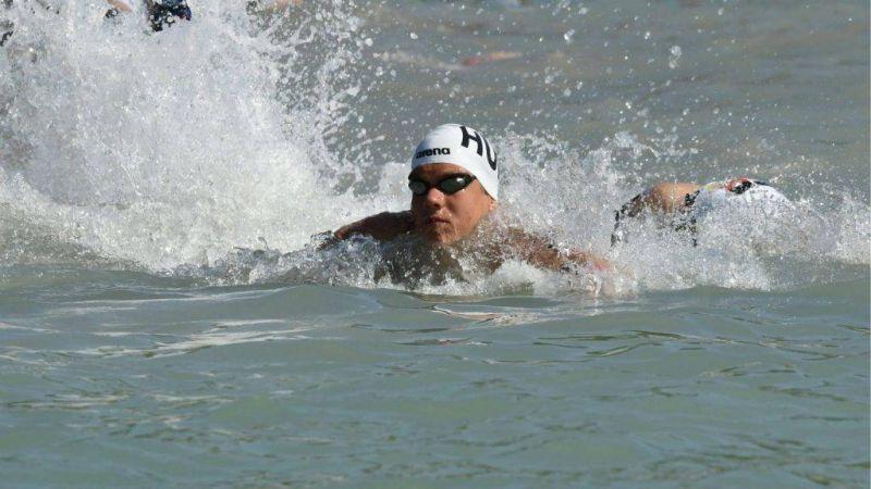 Nyíltvízi úszó Ek – Rasovszky a férfiaknál, Szilágyi a nőknél lett első 10 km-en