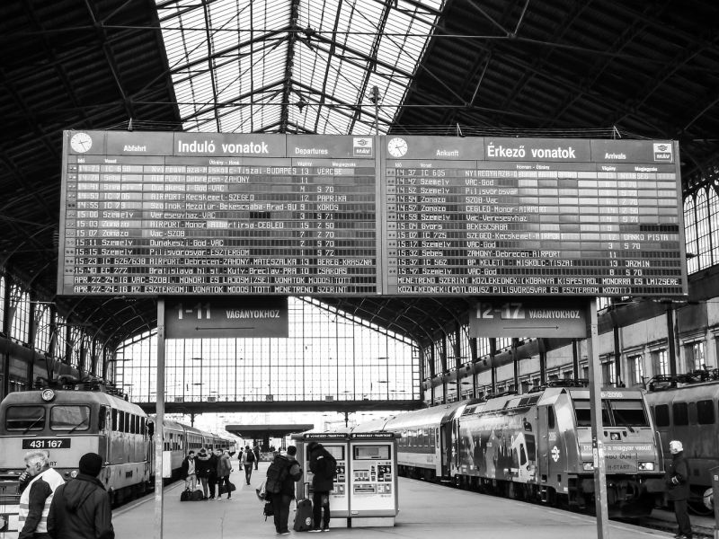Március 24-én kiesik a Nyugati pályaudvar a vasúti forgalomból