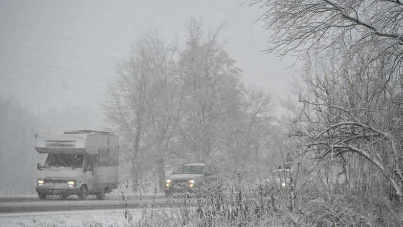 Elkezdődött: ezeken a területeken már esik a hó
