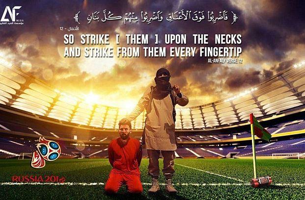 Sokkoló! Ismét Messi lefejezésével fenyegetőzik az Iszlám Állam – fotó
