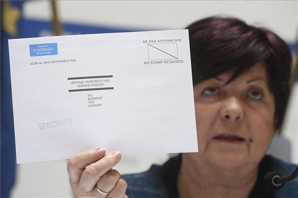 Megkezdte a levélszavazatok azonosító nyilatkozatainak ellenőrzését a Nemzeti Választási Iroda – Csíkszeredáról már 4 ezer levélszavazat érkezett