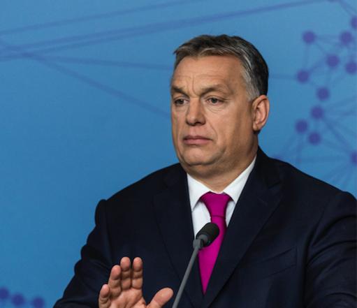 Kirabolták Orbán Viktor lányát