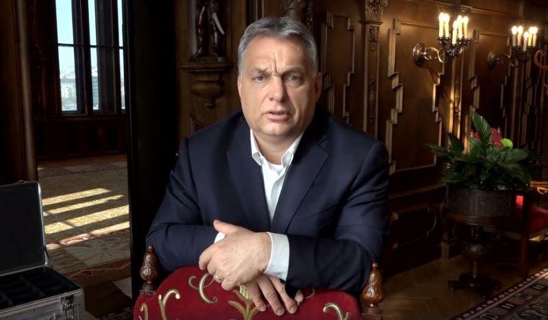 """""""Ne engedjük, hogy elhallgassák"""" – Orbán is megosztotta közösségi oldalán Deutsch brüsszeli videóját"""