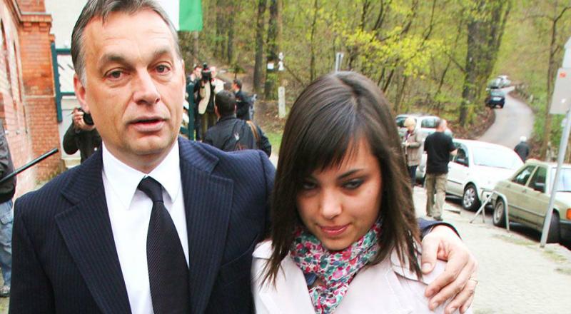 Elkapták Orbán Ráhel támadóit