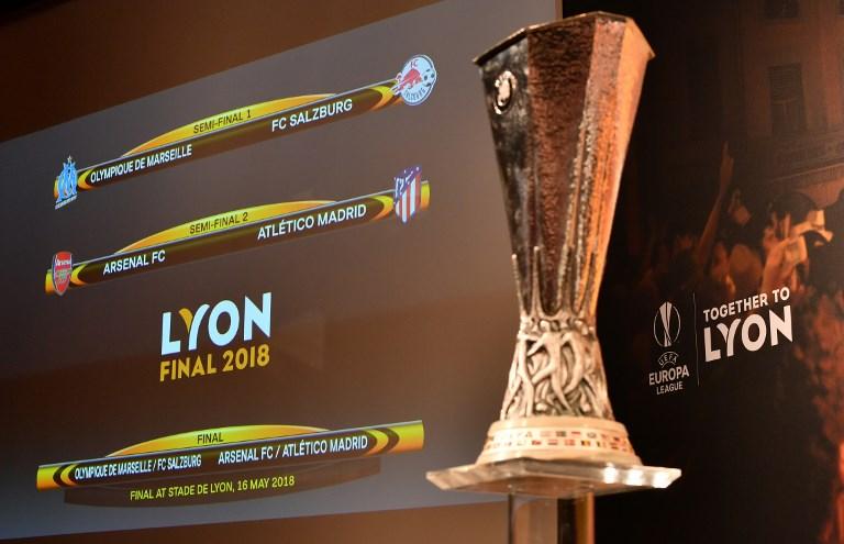 Ellopták az Európa-liga-trófeát